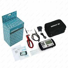 Handheld Oscilloscope Digital Multimeter DMM 25MHz Single Channel Scopemeter