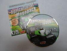 PC Game: Ag Simulator Farming Giant Agricultural Megapack! Farming Simulator