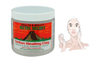 100% Aztec secret Indian Healing Clay Deep Pore Cleansing Powerful Facial Mask