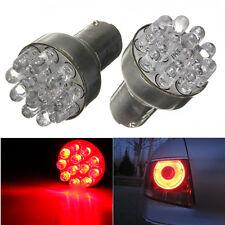 2x 12 LED 12V Red Car Bulb 1157 BAY15D Globes Brake Turn Stop Tail Light Lamp