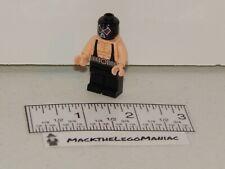 Authentic Lego 6860 Bane Minifigure Only from The Batcave Set Batman