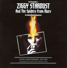 DAVID BOWIE - ZIGGY STARDUST AND THE SPIDERS FROM MARS [THE MOTION PICTURE SOUND