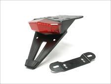 DRC Motoled Edge-2 Universal Plastic Tail Light Holder w/ LED Light Red