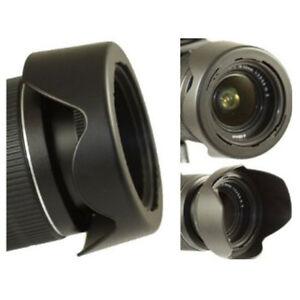 62mm Reversible Flower Lens Hood 105mm Tamron 18-200mm Nikon Z6 Z7 Z50 50mm 35mm