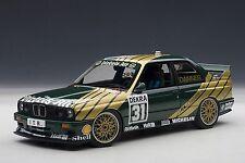 AUTOART BMW M3 DTM 1991 DIEBELS ALT DANNER #31 1:18 *Back in Stock*Nice Car!