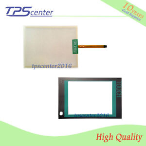Touch screen for 6AV7802-0BC31-1AC0 PANEL PC 677 15 with overlay