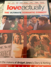 Love Actually DVD Brand New Sealed