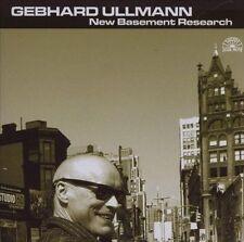 GEBHARD ULLMANN New Basement Research Soul Note 2007 CD Neu