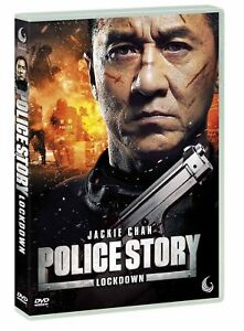 Dvd Police Story - Jackie Chan ......NUOVO