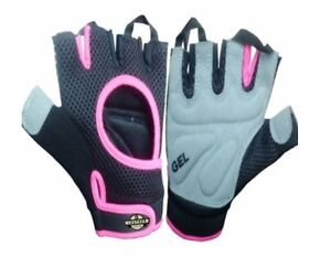 New Cycling Bike Bicycle Motorcycle Half Finger Gloves Size XS - 3XL