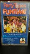 Party Tapes Funtime Cassette Tape