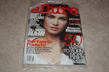 MEGAN FOX * FAVORITE PRODUCTS June 2010 ALLURE MAGAZINE NEW * PARTIALLY SEALED