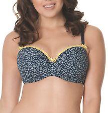 Curvy Kate Ck4501 Daily Dream Bra 28-40 D - K Blueberry 36 GG