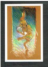 Tintin  - Somon - Rascar boule de cristal - Carte Postale Influences 62 Neuve.