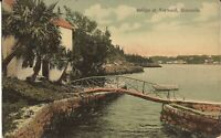 Norwood, BERMUDA - Bridge - 1910