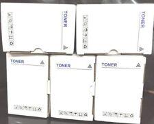 5 X Compatible toner Canon CART318,CART418, LBP7200/7680CX, MF8350CDN/8380