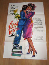 PRIVATE LESSONS Original 1981 poster  Sylvia Kristel  Howard Hesseman