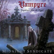 Midnight Syndicate Vampyre Symphonies From The Crypt Halloween Party Music CD