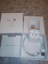 Apple AirPods 2 Écouteurs Intra-auriculaires sans Fil - Blanc MRXJ2AM/A