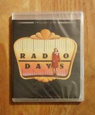 Radio Days (1987) Brand New Blu-ray Woody Allen, Mia Farrow, TWILIGHT TIME