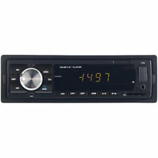 PEARL MP3-Autoradio mit Bluetooth, Freisprech-Funktion, USB & SD, 4x 45 Watt