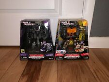 Transformers Titanium Series Die Cast Lot of 2 Menasor & Grimlock, Brand New