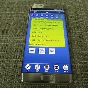 SAMSUNG GALAXY S7 EDGE, 32GB (T-MOBILE) CLEAN ESN, WORKS, PLEASE READ!! 40181