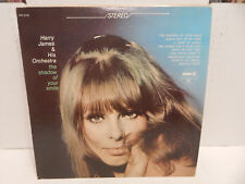 Harry James & His Orchestra The Shadow of Your Love Cheesecake EXC LP