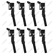 8 OEM Motorcraft Ignition Coil Direct Replacement FOR Ford 3W7E-12A366-AA DG508