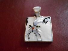 Persian/Ragdoll Cat David Freeland Pendant 1