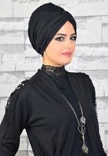 TTB1015 Fertig Kopftuch Hazir Burgu BoneTürban Esarp Sal Tesettür Hijab Khimar