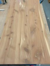 "Aromatic Cedar wood veneer sheet 16"" x 30"" inch with paper backer 1/40"" thick"