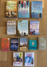 Danielle Steel Book / DVD Bundle (11 x Books PLUS 2 x DVDs)