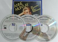 Anne Murray - Her Greatest Hits and Finest (CD X 3, Reader's Digest) VG++ 9/10