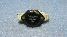 AUDI VW SEAT SKODA - Lichtmaschinenregler GENERATORENREGLER 100343 TOPRAN 14V