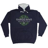 Gardening Hide The Bodies HOODIE hood birthday gardener ironic funny gift