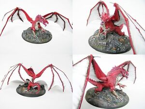 D&D Collector´s Series - Painted Adult Red Dragon