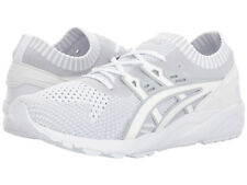 Asics Gel Kayano Trainer Knit Sz US 14 M Grey Synthetic Sneakers Mens Shoes $150