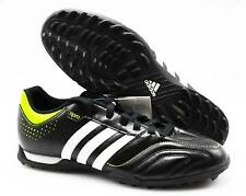 ADIDAS FOOTBALL CHAUSSURES multi cames Adipure 11pro Noir Jaune cuir (15) taille 41 1/3