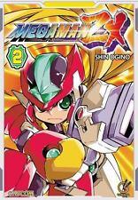 Shin Ogino : Mega Man ZX, Vol. 2