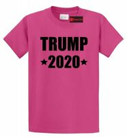 Trump 2020 T Shirt Pro Donald Trump President Elections Rally Republican Tee