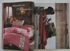 Wohnen & Garten - DEZEMBER 2010 - Alpenlook Weihnachten Schöne Dinge  12 / 2010