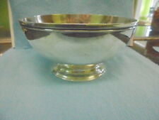 Tiffany & Co Sterling Silver Candy Bowl