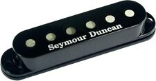 Seymour Duncan SSL-3 Hot Single Coil Alnico 5 Strat Pickup, Reverse Wound, Black