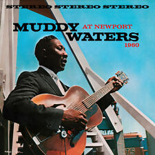 Muddy Waters Live at Newport SEALED NEW 180g LP remastered import CLASSIC!