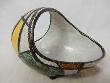 50´s design RUSCHA  Keramik Schale in a beautiful MILANO  glaze variation 704