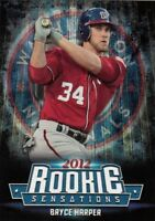 2015 Topps Update Rookie Sensations #RS22 Bryce Harper