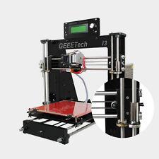 Geeeetech 3D stampante Reprap Prusa i3 MK2A Heatbed,LCD monitore MK8 extruder