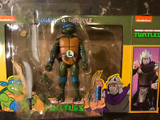 Neca Leonardo. Teenage Mutant Ninja Turtles. Leonardo Action Figure.