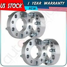 "4Pcs Wheel Spacers Adapters 14x2 Stud  5x135 1.5"" Thick 1997-2003 Ford F150"